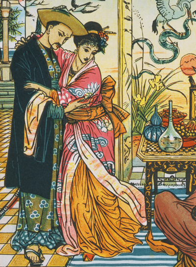 Walter Crane late 19th century