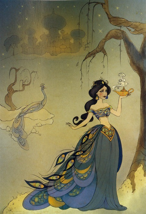 Disney Illustration, 2011