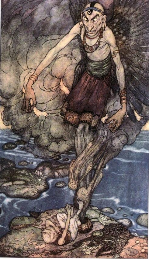 Edmund DuLac, 1907