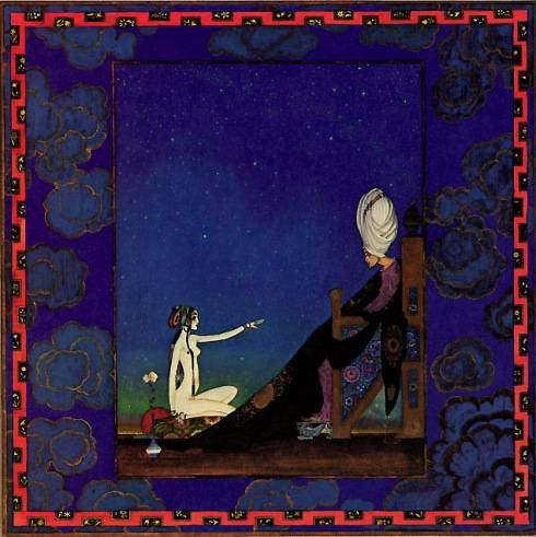 Kay Nielsen, early 20th century